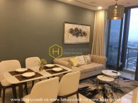 Vinhomes Golden River apartment: Enjoy the most convenient lifestyle. Now for rent