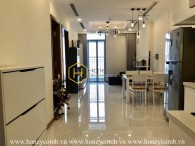 Such a graceful apartment in Vinhomes Central Park that you deserve to have