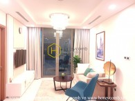 A lovely apartment that you can not take eyes off at Vinhomes Landmark 81