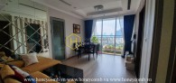 So airy is this apartment! Located right in Vinhomes Central Park for rent