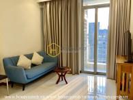 Modern Yet Elegant - Vinhomes Central Park apartment for leasing