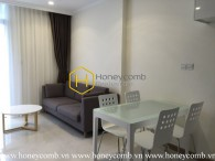 Always convenient and fresh in this Vinhomes Central Park apartment