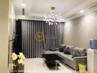 Vinhomes Central Park apartment – A peaceful place within the bustle of Saigon