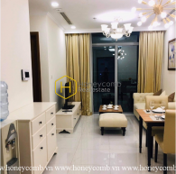 Everyone will fall in love with this amazing apartment in Vinhomes Central Park