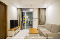 Modern life quality - unique 3 bedrooms apartment in Vinhomes Central Park for rent