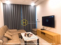 Making your life more exciting with this 1 bed-apartment at Vinhomes Golden River