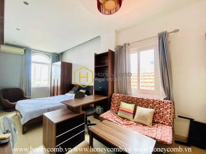 Serviced Apartment with brilliant interiors and full facilities in District 2