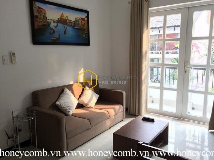 Explore the mimimalist serviced apartment in District 2 for rent