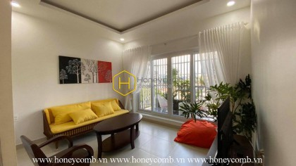 Fully-furnished & Homey house in District 2 for lease