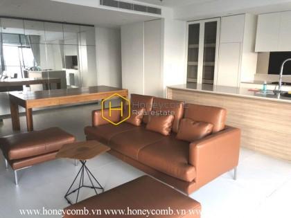 Nice design 2 bedroom apartment in City Garden for rent