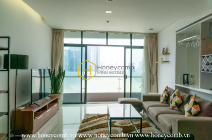 City garden 3 bedroom apartment with full furniture for rent