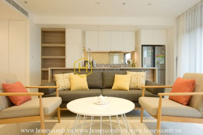No words can express the elegance of this apartment in City Garden