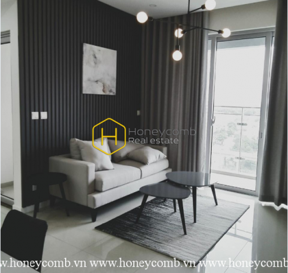 The 2 bedrooms-apartment with contemporary style in The Estella Heights