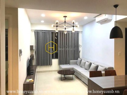 1 bedroom apartment with nice furnished in Masteri Thao Dien