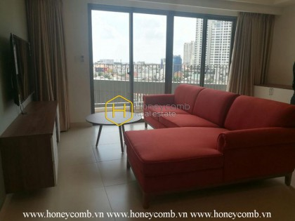 Sophisticated 3 bedrooms apartment for rent in Masteri Thao Dien