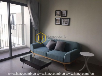 The gracious 2 bedrooms-apartment in Masteri Thao Dien