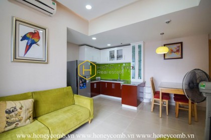 Cheap price with 2 bedrooms apartment in Masteri Thao Dien for rent
