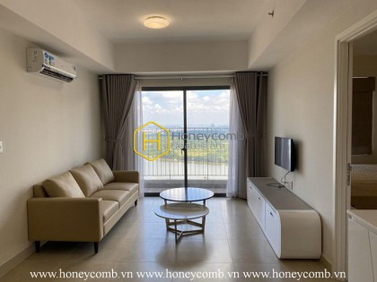 2 bedrooms apartment with high floor in Masteri Thao Dien for rent, District 2
