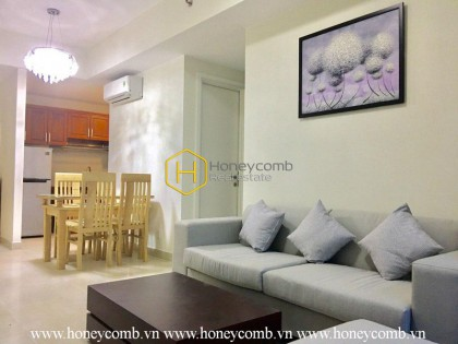 Two bedrooms apartment in Masteri Thao Dien for rent
