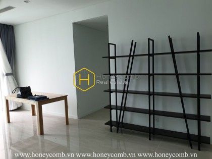 Express your creation with semi- furnished apartment in Sala Sadora