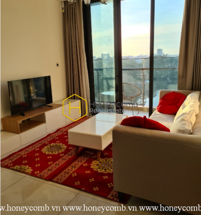 No words can express the beauty of neoclassical style in Vinhomes Golden River apartment