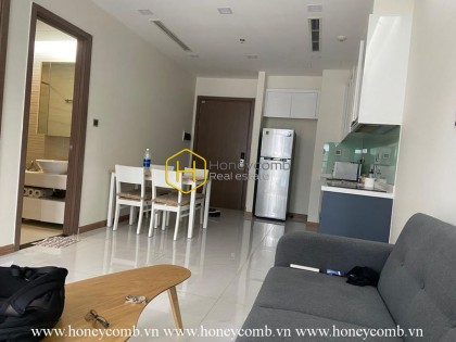 You will fall in love at first sight with this idyllic beauty of this apartment in Vinhomes Central Park