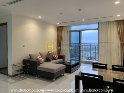 The modern apartment in Vinhomes Central Park - Ready to move in since TODAY