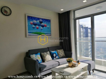 The desirable 1 bedroom-apartment for lease in Vinhomes Central Park