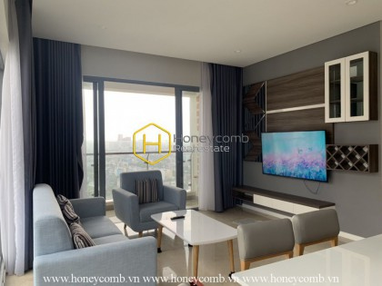 Enjoy the tranquilty of your life with this fully furnished apartment Diamond Island