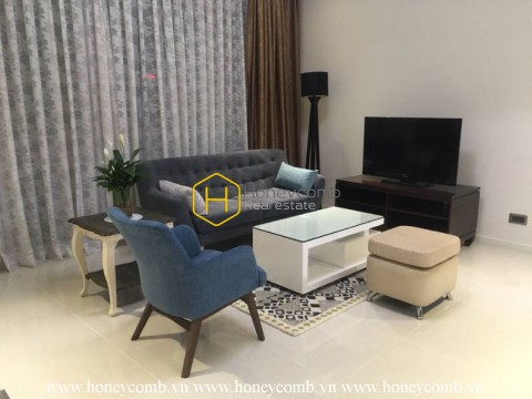 2 beds apartment with beautiful decorated in The Estella