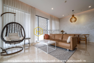Let enjoy spectacular river view with this elegantly designed apartment in Diamond Island for rent