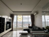 The perfection definition of elegance: Thao Dien Pearl apartment for rent