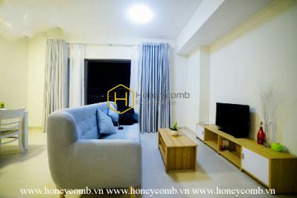 Comfortable and quiet apartment for rent in Masteri Thao Dien