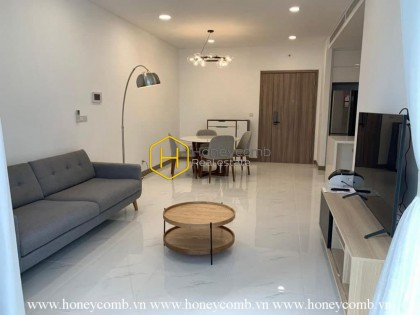 This awesome apartment in Sunwah Pearl can take you to paradise