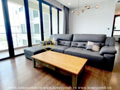 D'Edge Thao Dien apartment- a warm living space follows you through the time