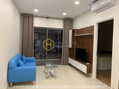 The gracious and convenient 2 bedroom-apartment at Masteri Thao Dien