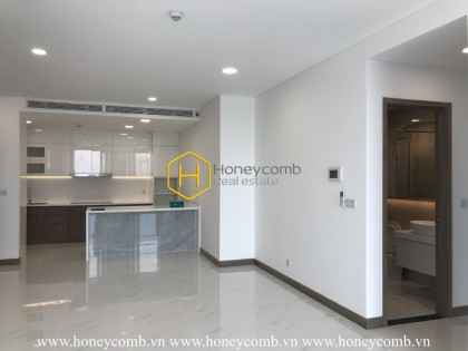 Realize your home ideas into this superior unfurnished apartment at Sunwah Pearl