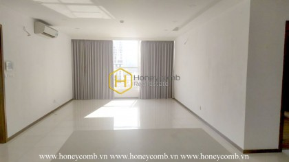 With Thao Dien Pearl unfurnished apartment: we give you your own home
