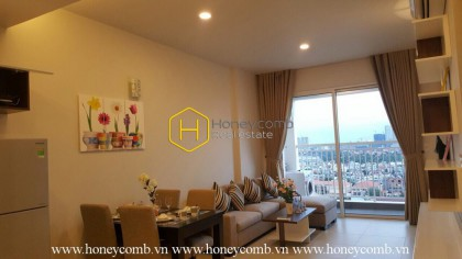 The adorable 2 bed-apartment with best price at Tropic Garden