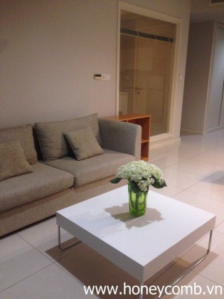 City garden 1 bedroom for rent, beautiful furniture