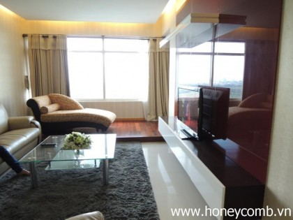 Nice 3 bedrooms for rent in Saigon Pearl, fully furnished