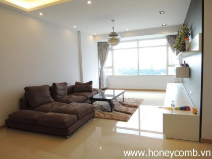 Wonderful 3 bedrooms apartment for rent in Saigon Pearl