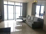 Three beds apartment in City Garden for rent
