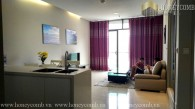 One bedroom apartment city view in City Garden for rent