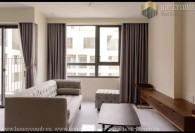 Masteri Thao Dien apartment linkble three bedrooms for rent