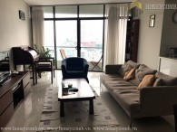 Three beds apartment modern style in City Garden for rent