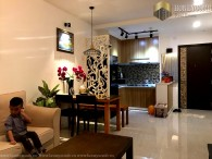 Two beds apartment low floor in Tropic Garden for rent