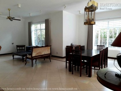 Village 5 bedrooms apartment full furnished for rent