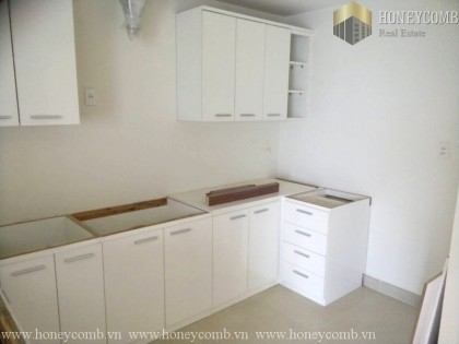 Masteri Thao Dien 2 beds apartment for rent unfurnished