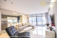 Delightful and enchanting 2 bedrooms apartment in City Garden
